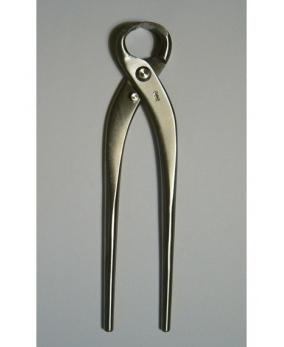 Tenaza de raíz de acero inox. 210 mm