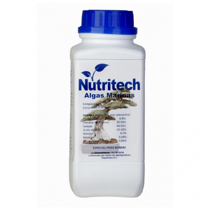 Nutritech Algas Marinas 250 ml