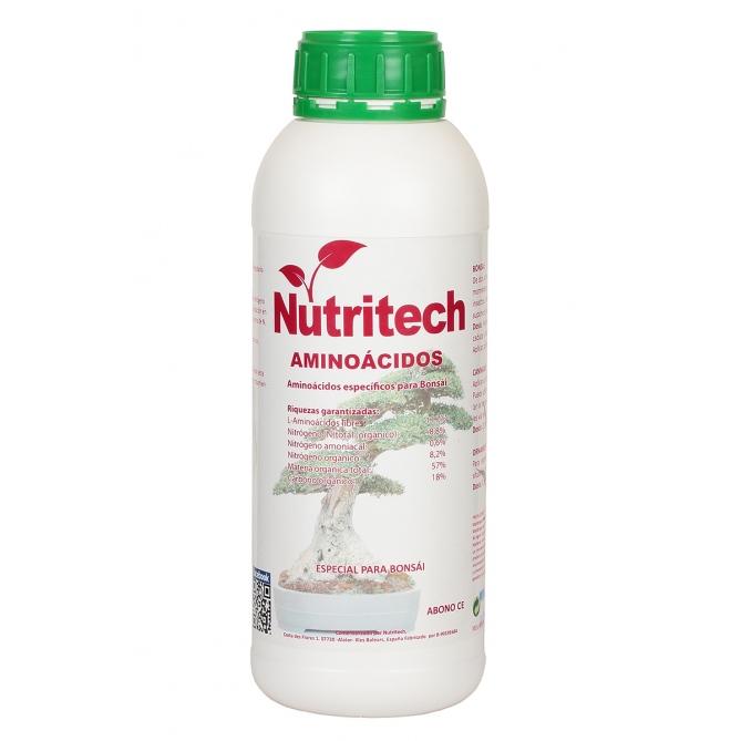 Nutritech Aminoácidos 1 l