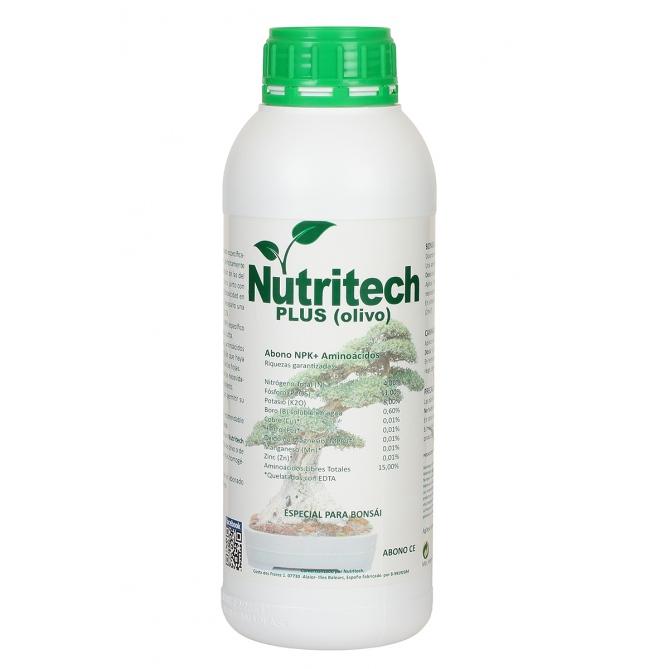 Nutritech Plus Olivo 1 l