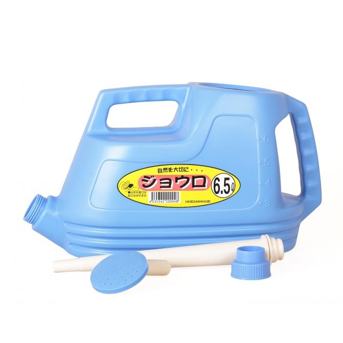 Regadera de plástico 6,5 l