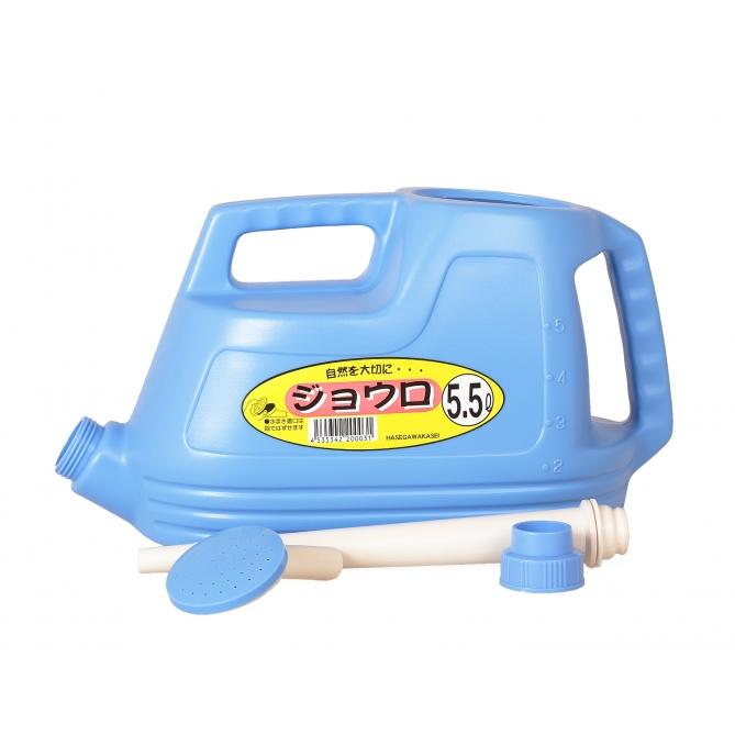 Regadera de plástico 5,5 l